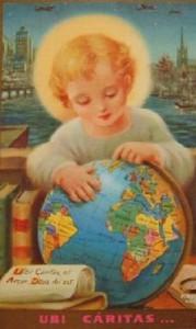 Jesus-Globus