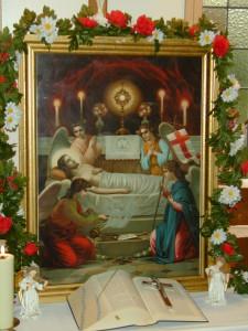 Grabesruhe Q- FJM.jm -Oase des Heiligen Herzen Jesu, Stadtlohn